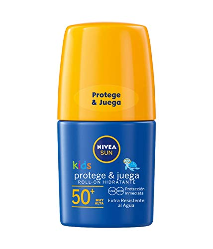 NIVEA SUN Roll-On Solar Niños Protege &