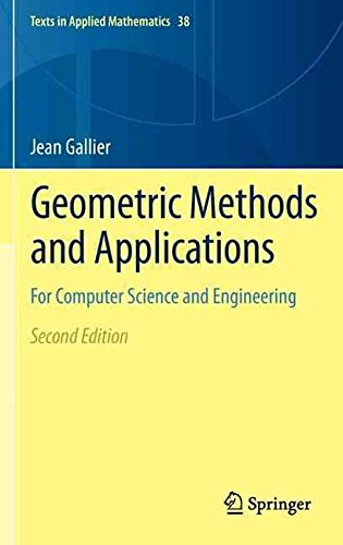 [(Geometric Methods and Applications)] [By (author) Jean Gallier] published on (July, 2011)