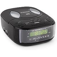 auna Dreamee BK Radiosveglia ultracompatta con lettore