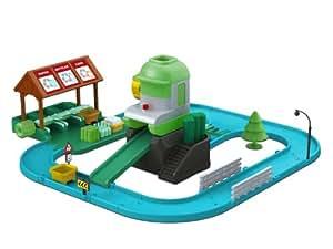 Ouaps - 83155 - Jouet De Premier Age - Robocar Centre De Recyclage