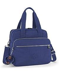 Kipling KOS M Weekend Bag in Cobalt Blue