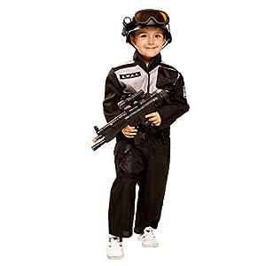 My Other Me Me-202754 Disfraz SWAT para niño, 1-2 años (Viving Costumes 202754