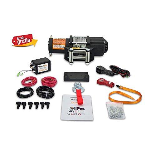 Verricello elettrico 12v classifica prodotti migliori for Paranco elettrico telecomando senza fili