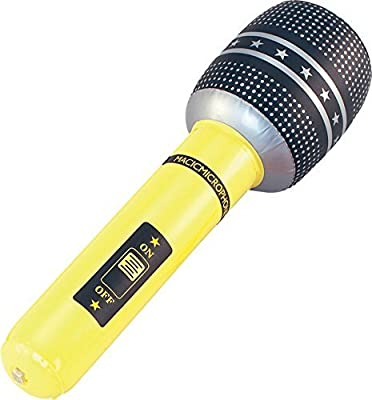 """Inflatable Microphone 18"""""""