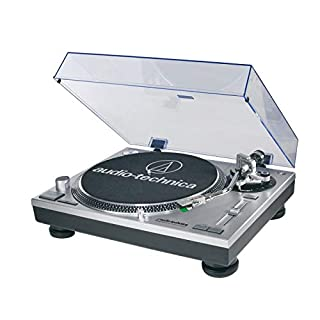 Audio Technica ATLP120USB USB Turntable