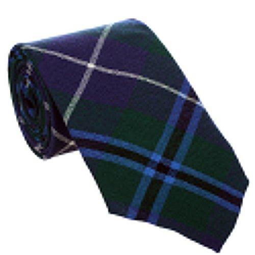 douglas-green-modern-tie-tartan-ties-100-wool