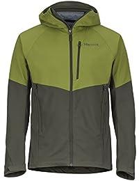 Marmot ROM Chaqueta softshell Impermeable, Hombre, Resistente al Agua, Cortavientos y Transpirable