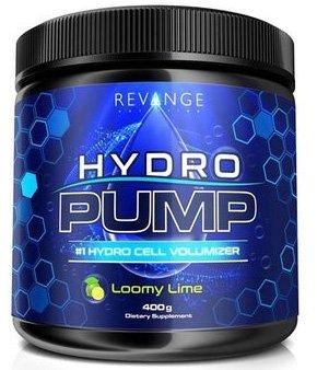 Revange Nutrition Hydro Pump Booster Trainingsbooster Kreatin Bodybuilding 400g Loomy Lime - Limette