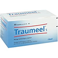 Traumeel S, 50 St. Ampullen preisvergleich bei billige-tabletten.eu