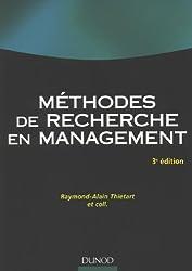 Méthodes de recherche en management