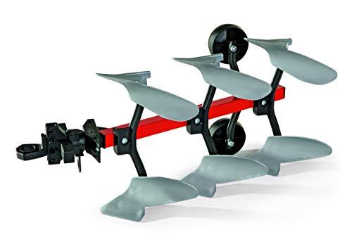 Rolly Toys Anhänger Rolly Toys Pflug (rollyPflug; Zubehör für Trettraktoren; stabile Metall- Kunststoffkombination; an der Deichsel drehbar) 123865