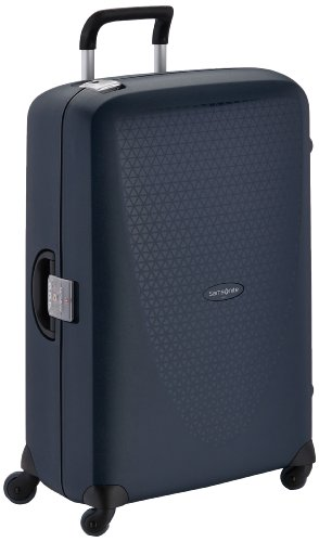 Samsonite Termo Young - Spinner - 5,20 Kg Valise, 78 cm, 88 L, Bleu (Dark Blue)