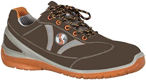 Seba 598 FCE Zapato baja S3 SRC, color marrón, talla 42