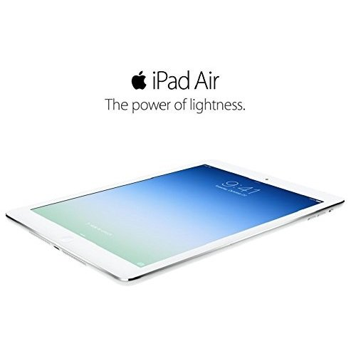 Apple iPad Air WiFi 16GB White (Refurbished)
