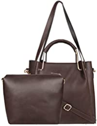 Auriel Women's Handbag With Sling Bags Combo
