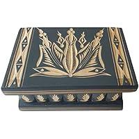 Hecho a mano Nueva Hermosa Caja mágica, misteriosa Caja, Puzzle Caja, Caja Secreta