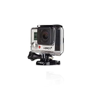 GoPro 3660-023 Hero3+ Silver Edition Actionkamera (10 megapixels) schwarz (B00F3F0EIU) | Amazon price tracker / tracking, Amazon price history charts, Amazon price watches, Amazon price drop alerts