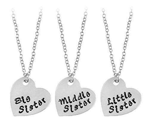 fengteng-big-mid-lit-sis-sisters-honey-girl-girlfriend-friendship-love-necklace-3-pieces