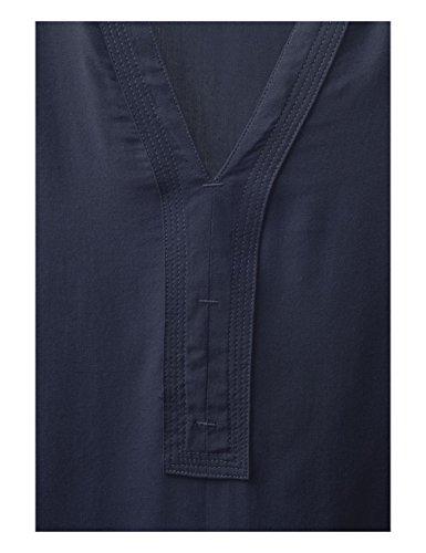 Cecil Damen Bluse Blau (Deep Blue 10128)