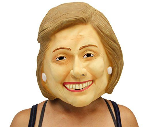 hillary-clinton-adult-deluxe-masque