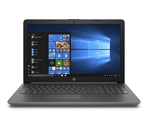 "HP 15-db0990nl Notebook PC, AMD Ryzen 3 2200U, 8 GB di RAM, 256 GB SSD, Schermo HD 15.6"" WLED 1366 x 768, Grigio Fumo [ Layout Italiano]"