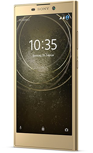 Image of Sony 1313-6626 Xperia L2 Smartphone (13,97 cm (5,5 Zoll) Full HD Display, 32 GB Speicher, 3 GB RAM, Dual-SIM, Android 7.1) gold