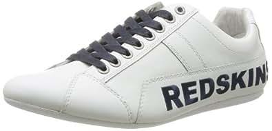 Redskins Toniko, Sneakers Basses homme, Blanc (Blanc/Marine), 40 EU