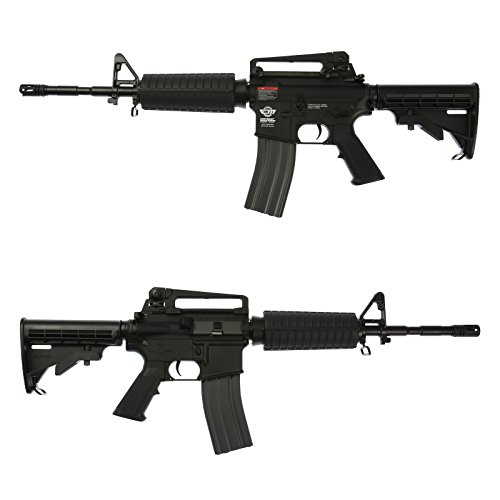 Softair - G&G Armament M4 CM16 Carbine - ab 14, unter 0,5 Joule