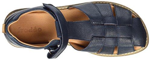 FRODDO Froddo Boys Sandal Blue G3150083, Sandales  Bout ouvert garçon Blau (Blue)