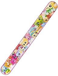 Official Licensed SHOPKINS Snap Slap Band Wrap Band Bracelet