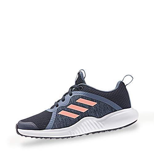 adidas Performance Fortarun X Laufschuh Kinder blau/pink, 2 UK - 34 EU - 2.5 US