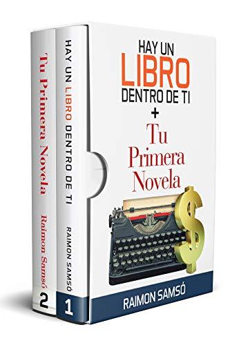 Pack Ebooks: Hay un libro dentro de ti + Tu primera novela ...