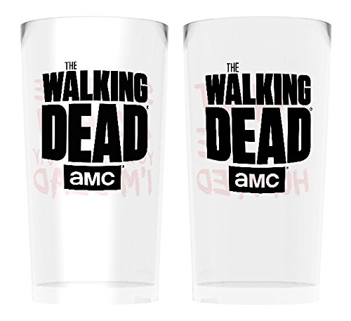 The Walking Dead Type Bier-Glas-Set -