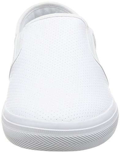 Lacoste Herren Gazon BL 1 Cam Sneaker Weiß (Wht)