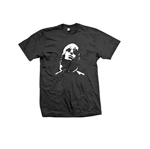 Liam Gallagher T-Shirt, Low Price, Black or Grey, S to 3XL