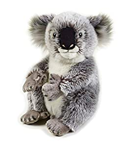 National Geographic- Koala Bär Peluche, Color Gris (9770708)