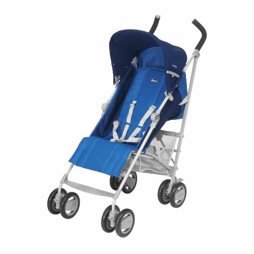 Chicco London Up Wave Stroller (Blue)