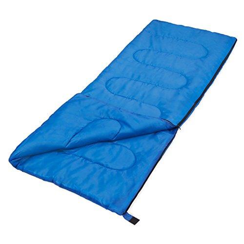 41Mj0uQGqxL. SS500  - Premium 200 Warm Lightweight Envelope Sleeping Bag - For Traveling, Camping, Hiking, Indoor & Outdoor Activities