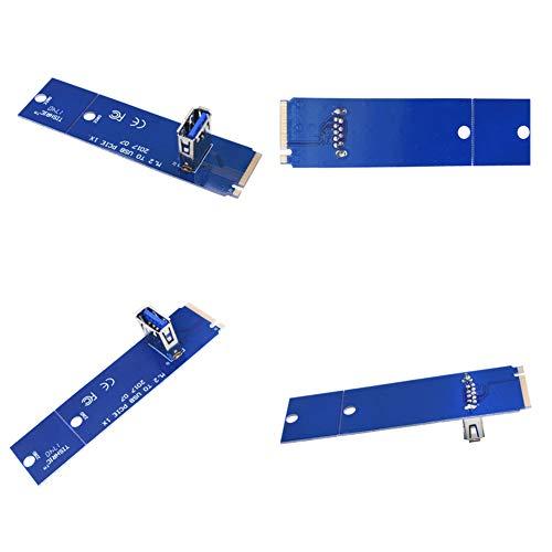 Gtx-grafik (Dandeliondeme M.2/NGFF auf USB 3.0 PCI-E X16 Transferkarten-Konverter, Grafik-Extender für Linx/XP/Windows7/8)