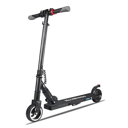 Patinete Eléctrico Plegable, Megawheels S1 Ligeros Scooters eléctricos, para adolescentes / adultos...