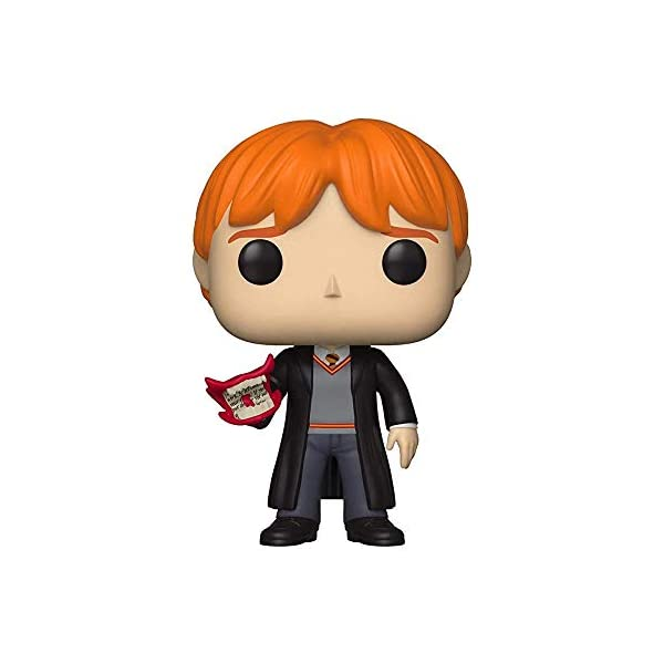 Funko Pop Ron con Carta Vociferadora (Harry Potter 71) Funko Pop Harry Potter