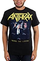 Anthrax - Mens Among the Living T-shirt in Black
