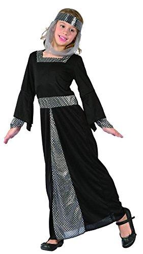n Mittelalterliche Prinzessin 140/152 (10-12 Jahre) (Mittelalterliches Mädchen-kleid)