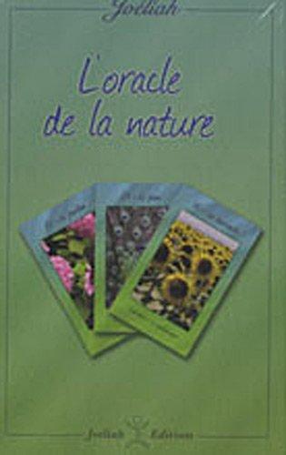 L'oracle de la nature : Livre + 56 cartes par Joéliah