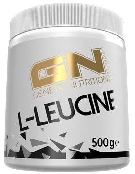 GN Laboratories L-Leucine Aminosäure BCAA Proteinsynthese Bodybuilding 500g