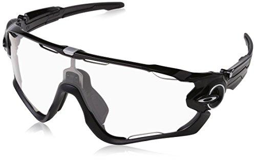 Oakley Herren Sonnenbrille Jawbreaker Schwarz (negro brillo), 0