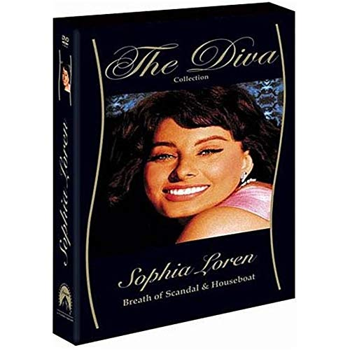 The Diva Collection - Sophia Loren (2 DVD)