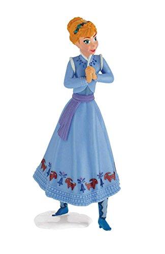 Bullyland 12941 - Disney Olafs Frozen Adventure Spielfigur, Anna -