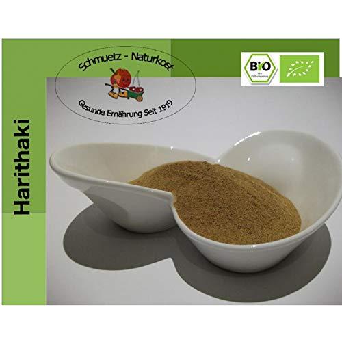 Bio Haritaki (Terminalia chebula) Fruchtpulver 500g von Schmütz-Naturkost