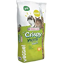 Versele-laga A-17630 Crispy Muesli Conejo - 20 kg